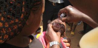 polioutbrott i Sudan
