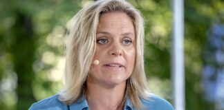 Magdalena Andersson ekonomiska omstarten