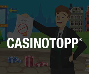 Spela casino utan svensk licens