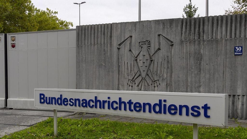 Tyska underrättelsetjänsten