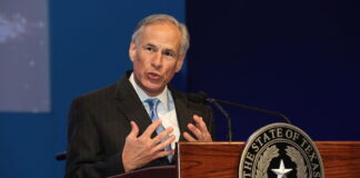 Texas guvernör