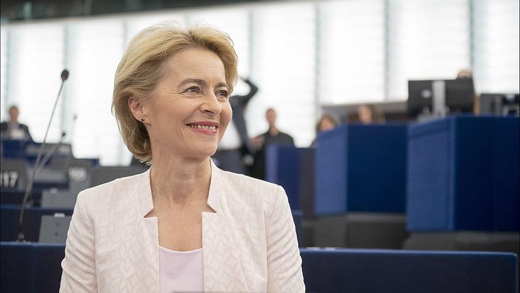 EU-kommissionens ordförande nytt jätteavtal