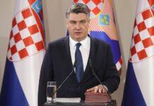 Kroatiens president